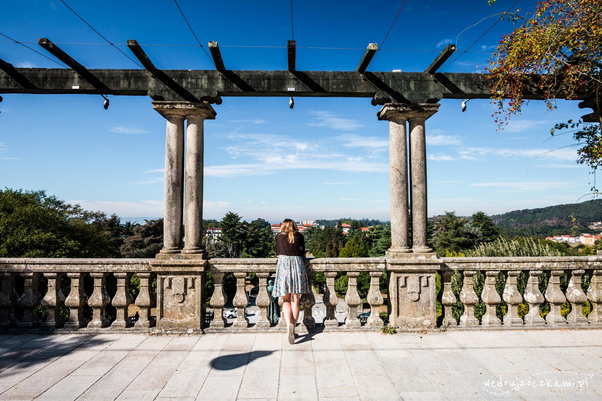 park Alameda, Santiago de Compostela