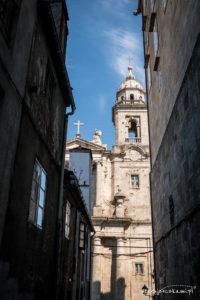 Santiago de Compostela, Hiszpania