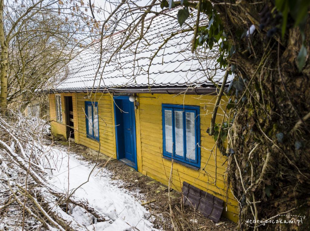 Dom w drodze na Chełm