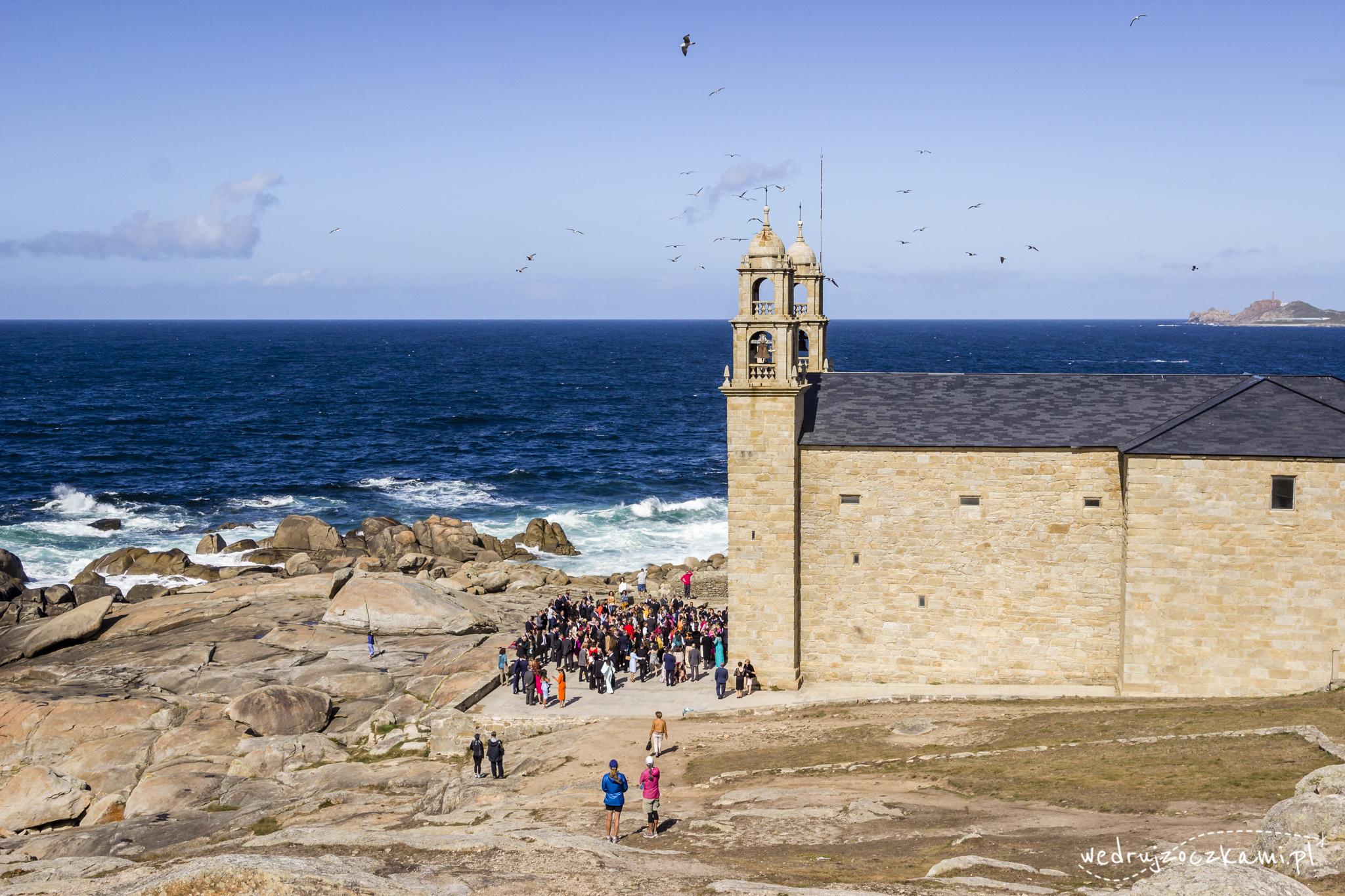 Sanktuarium Virxe da Barca, Muxia