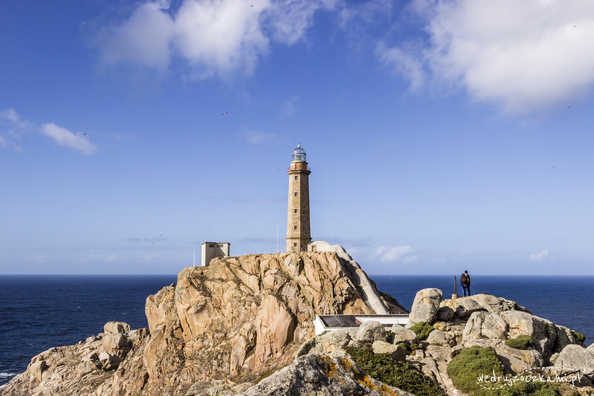 Faro de Cabo Vilán, Hiszpania