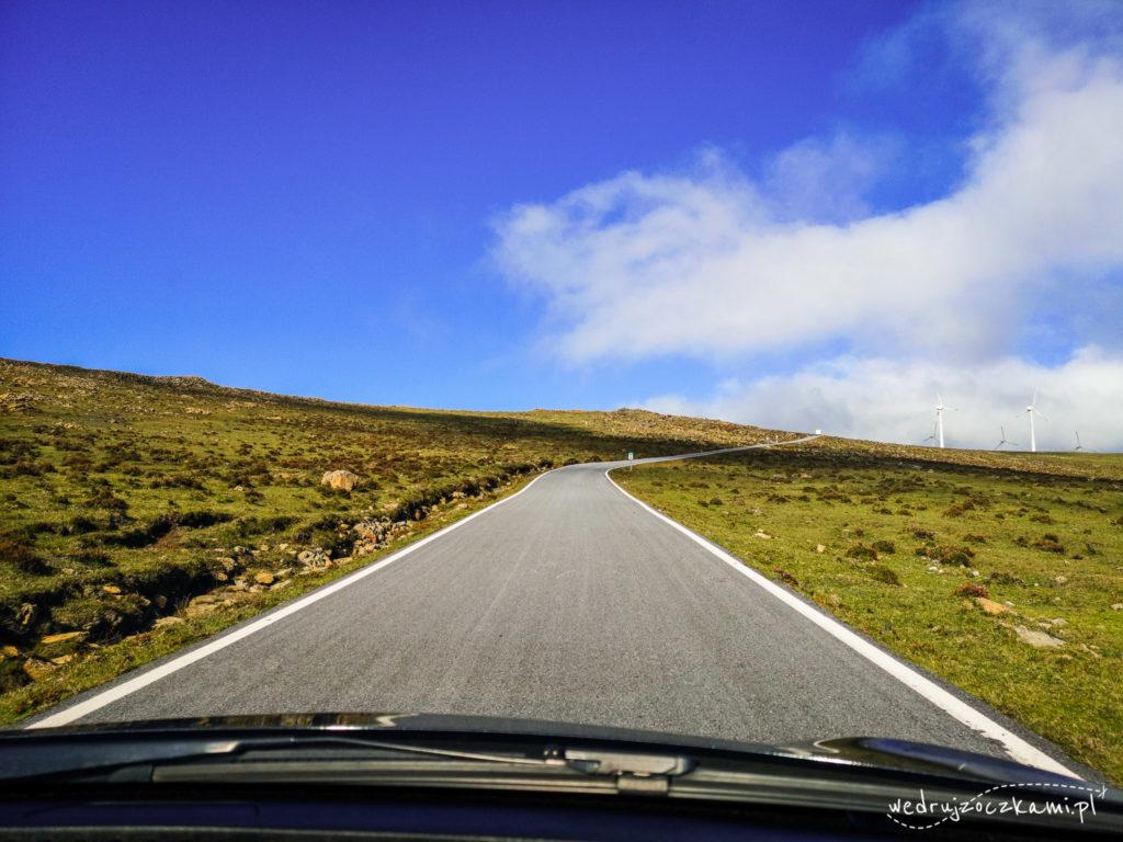 Północ Hiszpanii - w drodze