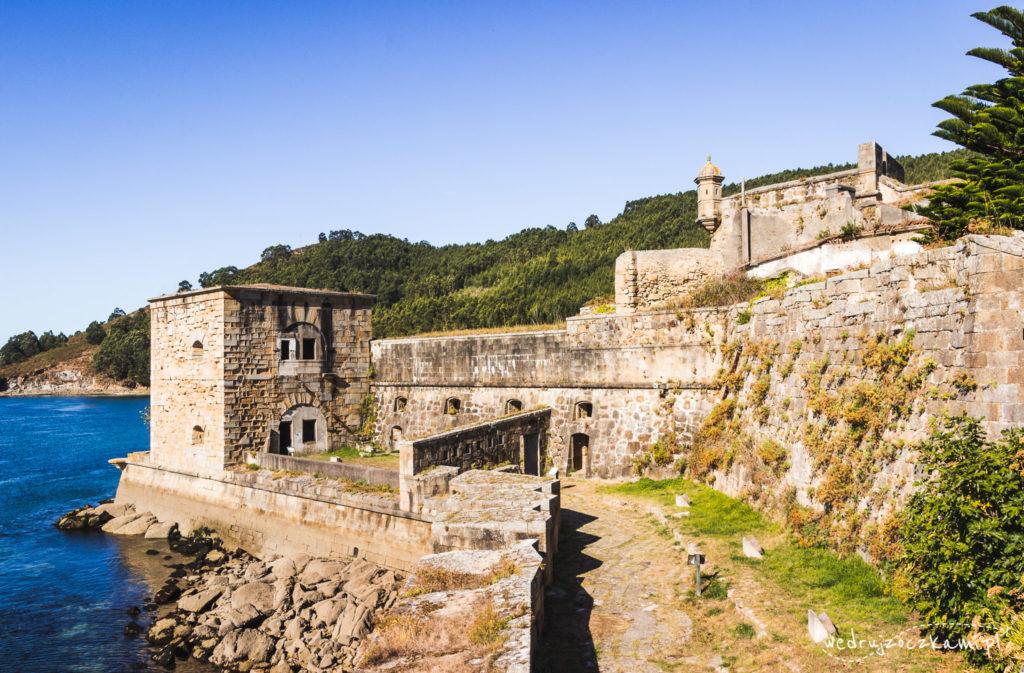 Zamek San Felipe, Ferrol