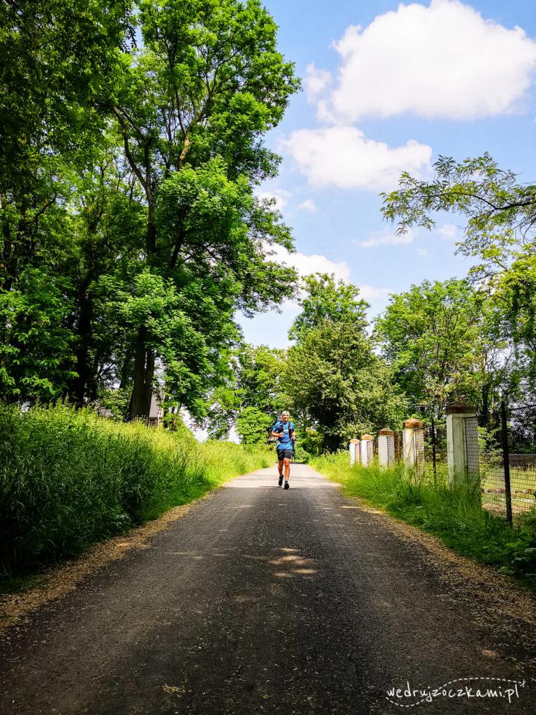 Oczko kończy pierwszy ultramaraton