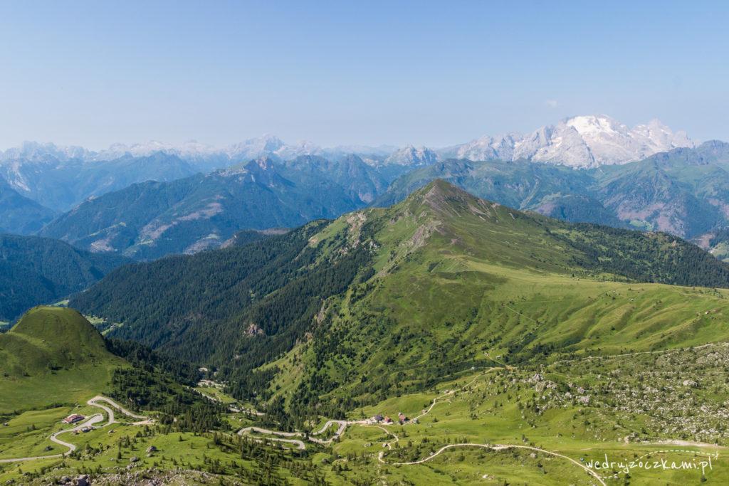 Takie Dolomity i taka Marmolada ;)